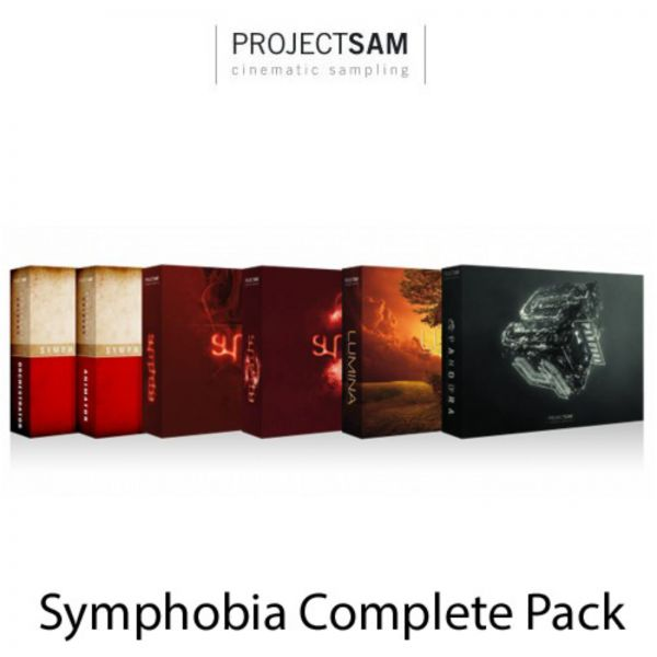 Project SAM Symphobia Complete Pack