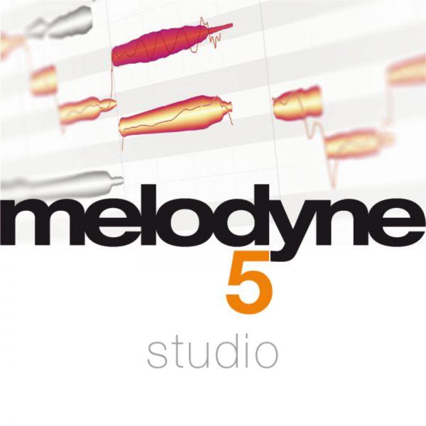 Celemony Melodyne 5 Studio - UPG von Studio 4