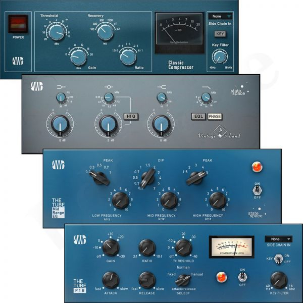 Presonus Fat Channel Bundles Vintage
