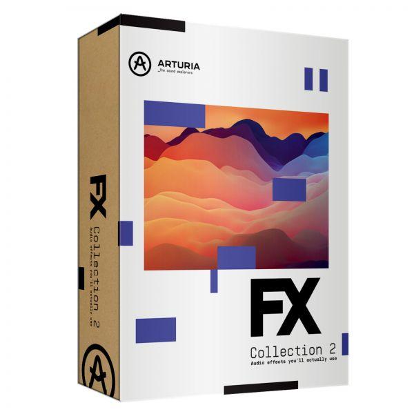 Arturia FX Collection 2 - ESD