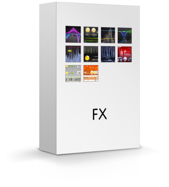 FabFilter FX Bundle