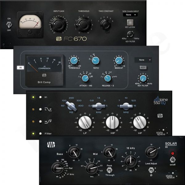 Presonus Fat Channel Bundles Classic
