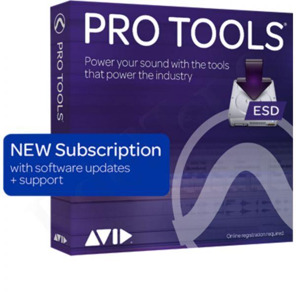 Avid Pro Tools Annual License