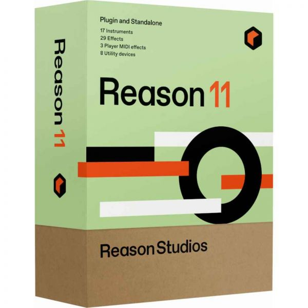 Reason 11 EDU - 5er multi licence - ESD