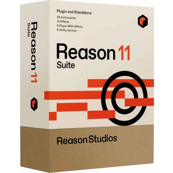 Reason 11 Suite - UPG - ESD