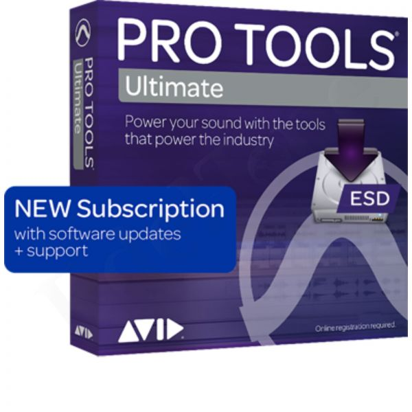 AVID Pro Tools Ultimate Annual License