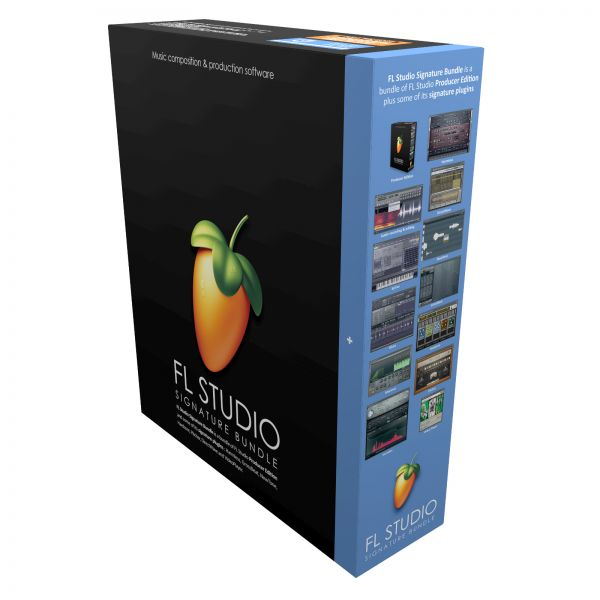 Image-Line FL Studio 20 Signature Bundle