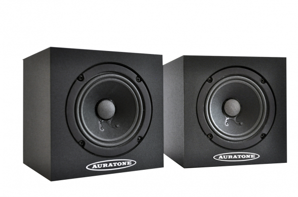 Auratone 5C Super Sound Cube - black