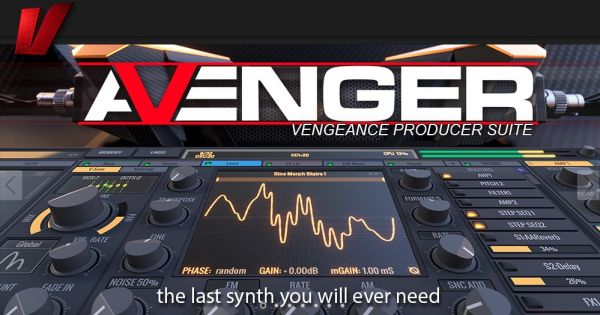 Vengeance Sound Avenger