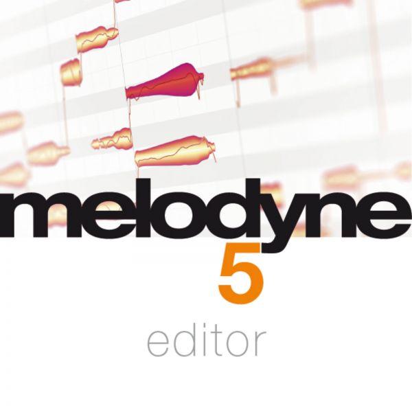 Celemony Melodyne 5 Editor - Zusatzlizenz