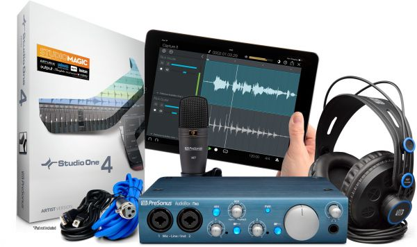 Presonus AudioBox iTwo Studio