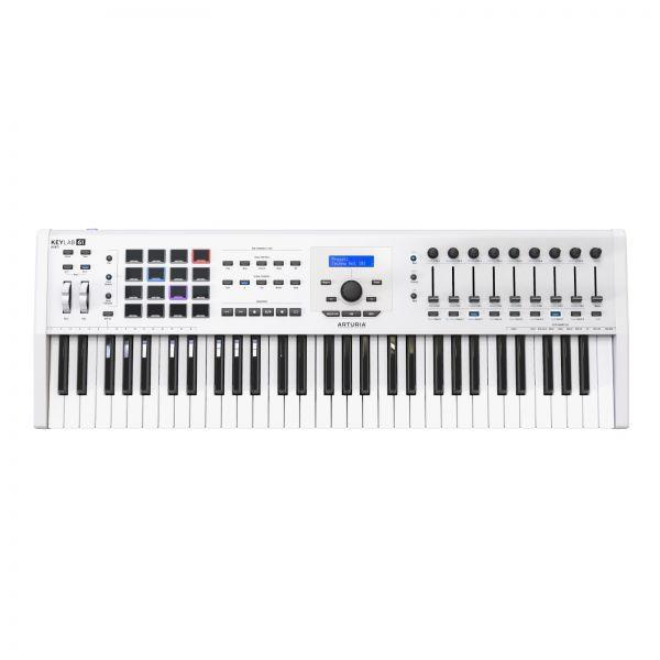 Arturia KeyLab 61 MK2 - white