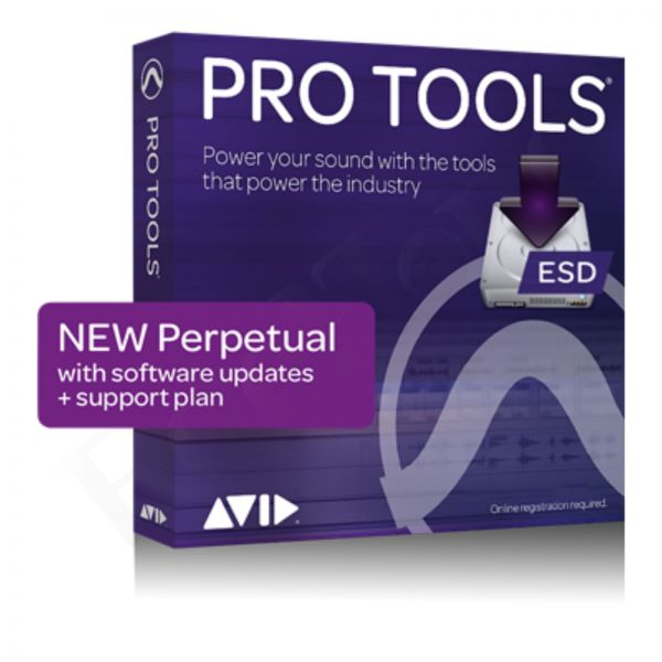 Avid Pro Tools Per­pe­tual License