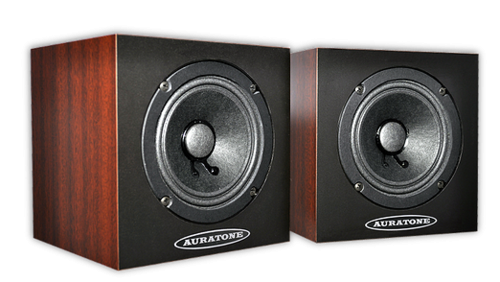 Auratone 5C Super Sound Cube - wood