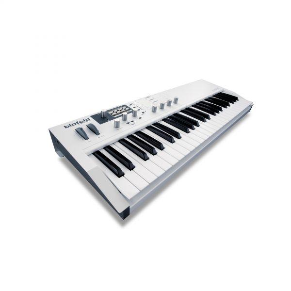 Waldorf Blofeld Keyboard - weiss