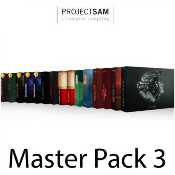 Project SAM Master Pack 3