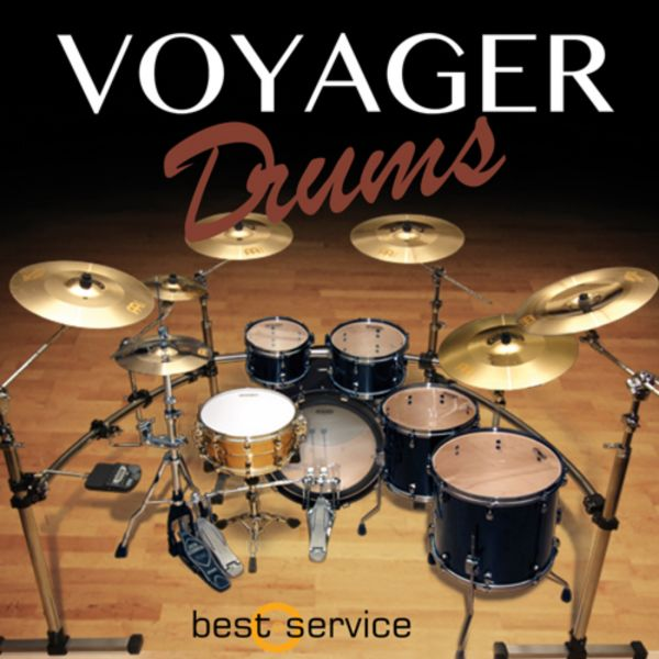 Best Service Voyager Drums