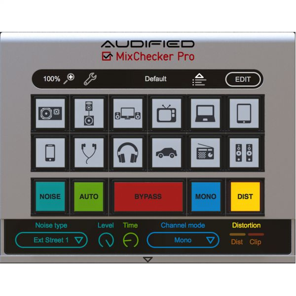 Audified MixChecker Pro UPG