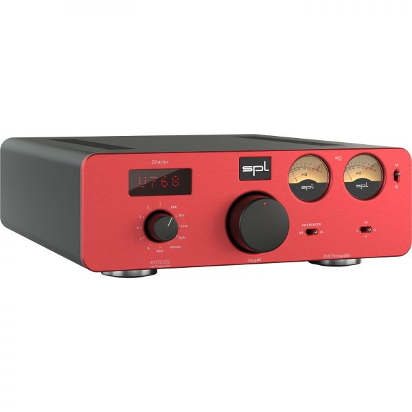 SPL Director MK2 - red