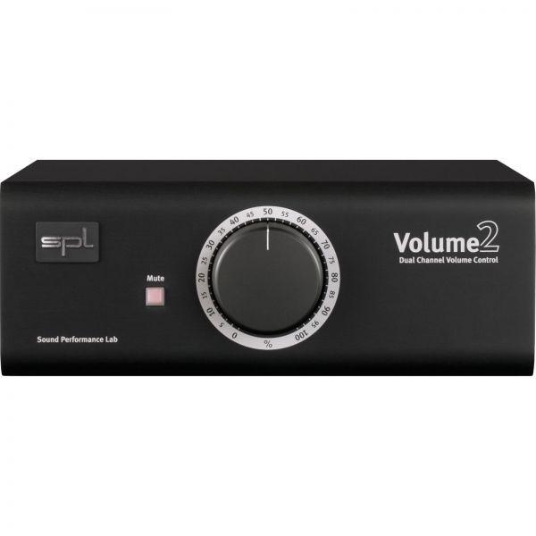 SPL Volume 2 - black