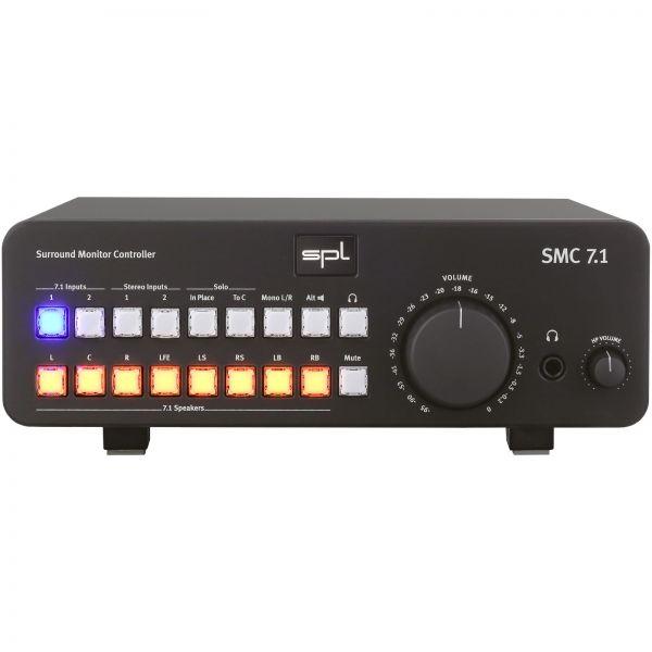 SPL SMC 7.1 - black