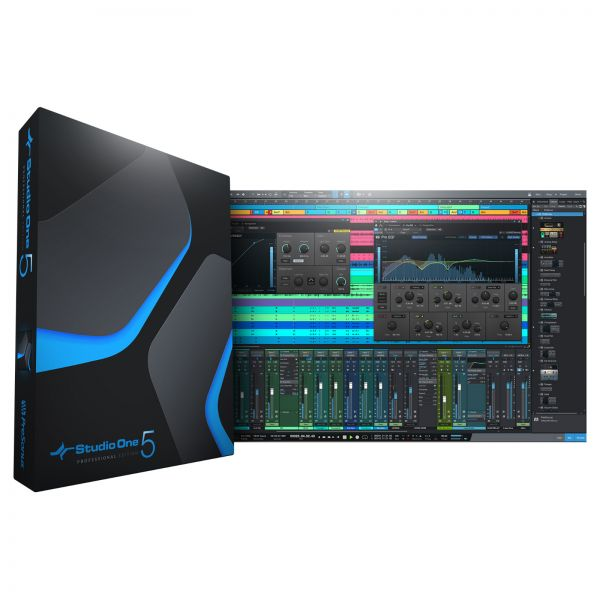PreSonus Studio One 5 Professional UPG Pro & Producer - ESD