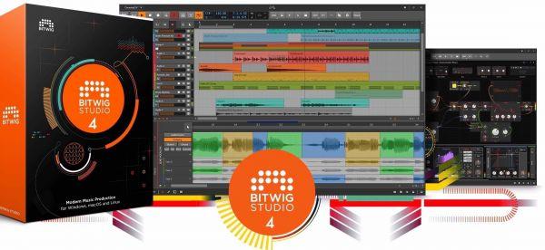 Bitwig Studio 4 EDU