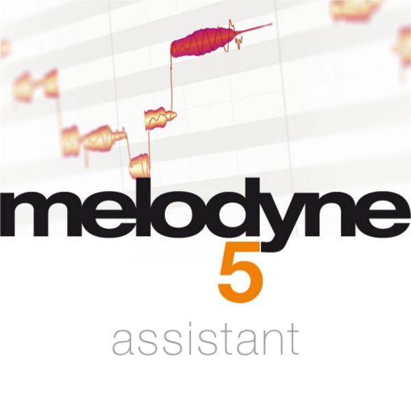 Celemony Melodyne 5 Assistant - UPG from Essential