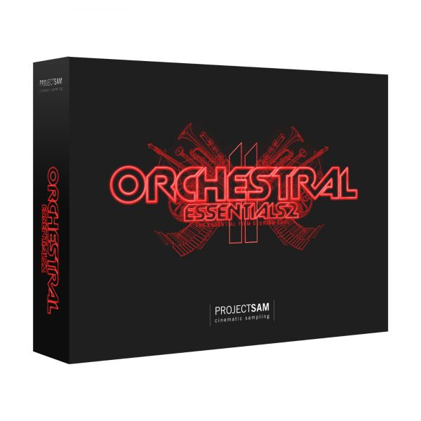 Project SAM Orchestral Essentials 2