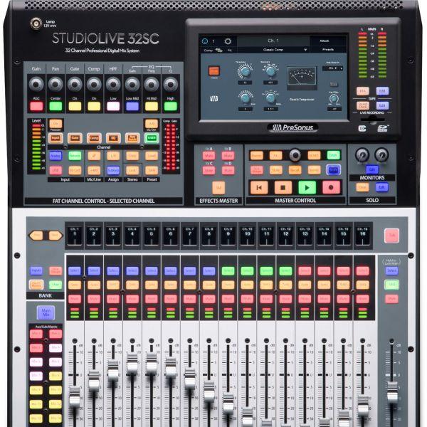 PreSonus StudioLive 32SC - B-Stock